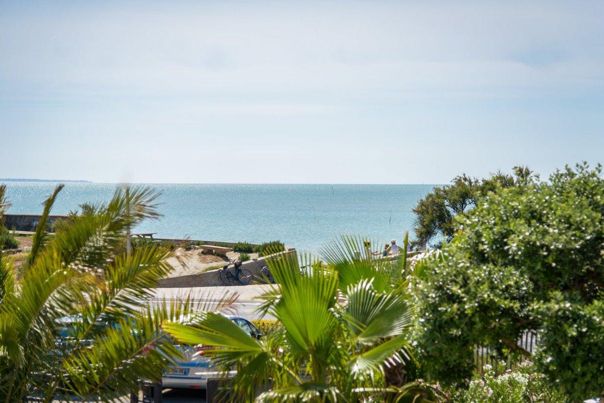 Hotel vue mer ile de Ré
